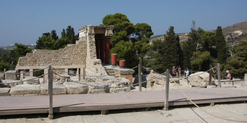 Knossos Kreta